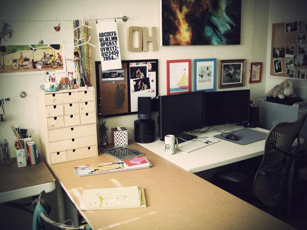 Studio, computering