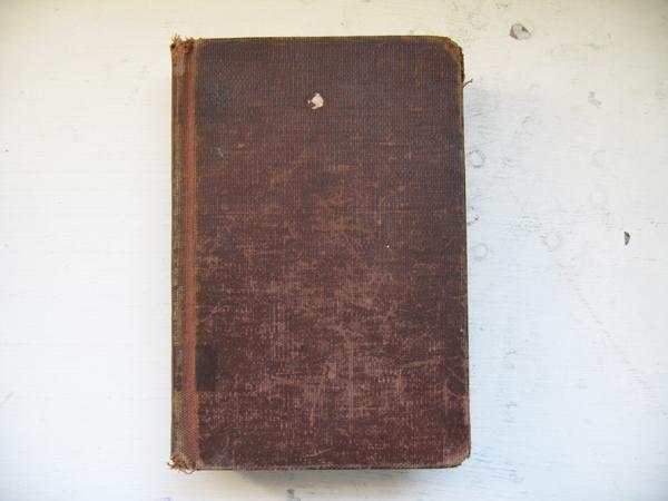 the repurposed book binder