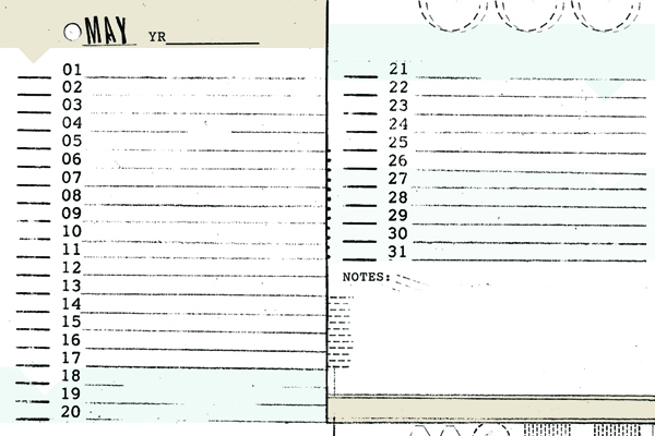 ... diy planner templates + meeting notes | Amanda Hawkins | Ahhh Design