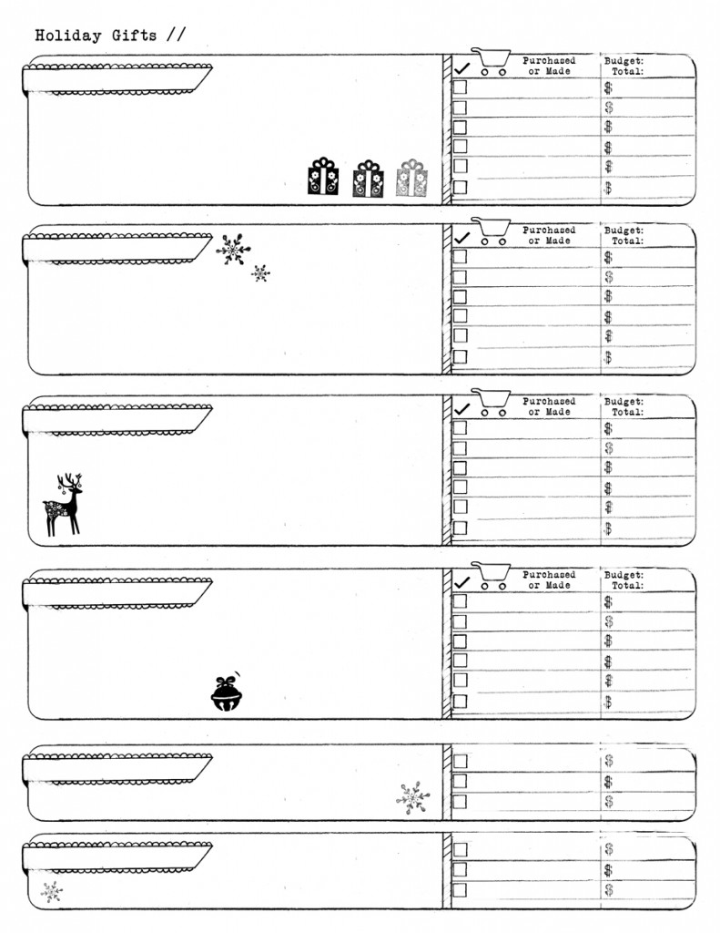 Cute Daily To Do List Template Printable Silly stuff on one to keep