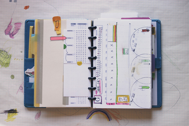 Arc DIY Planner
