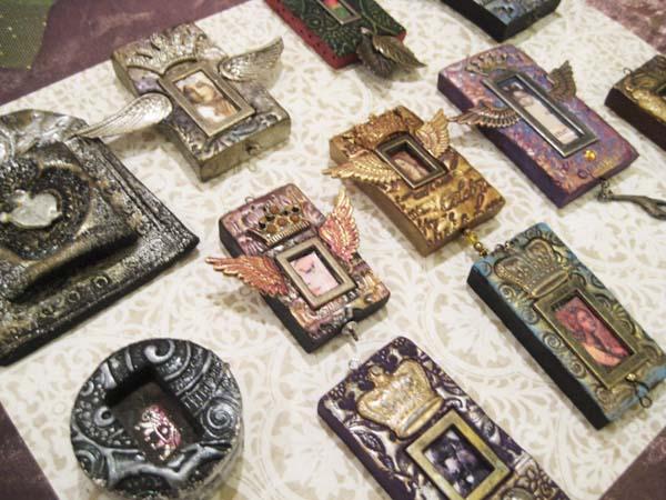 ancient amulets, class work