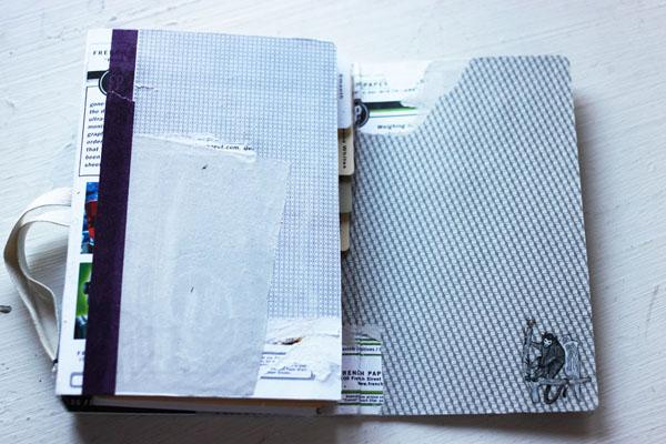 DIY Cardboard Binder | Amanda Hawkins | Ahhh Design