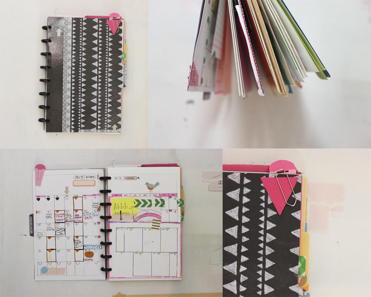 Discbound Planner by Ahhh Design #diyplanner