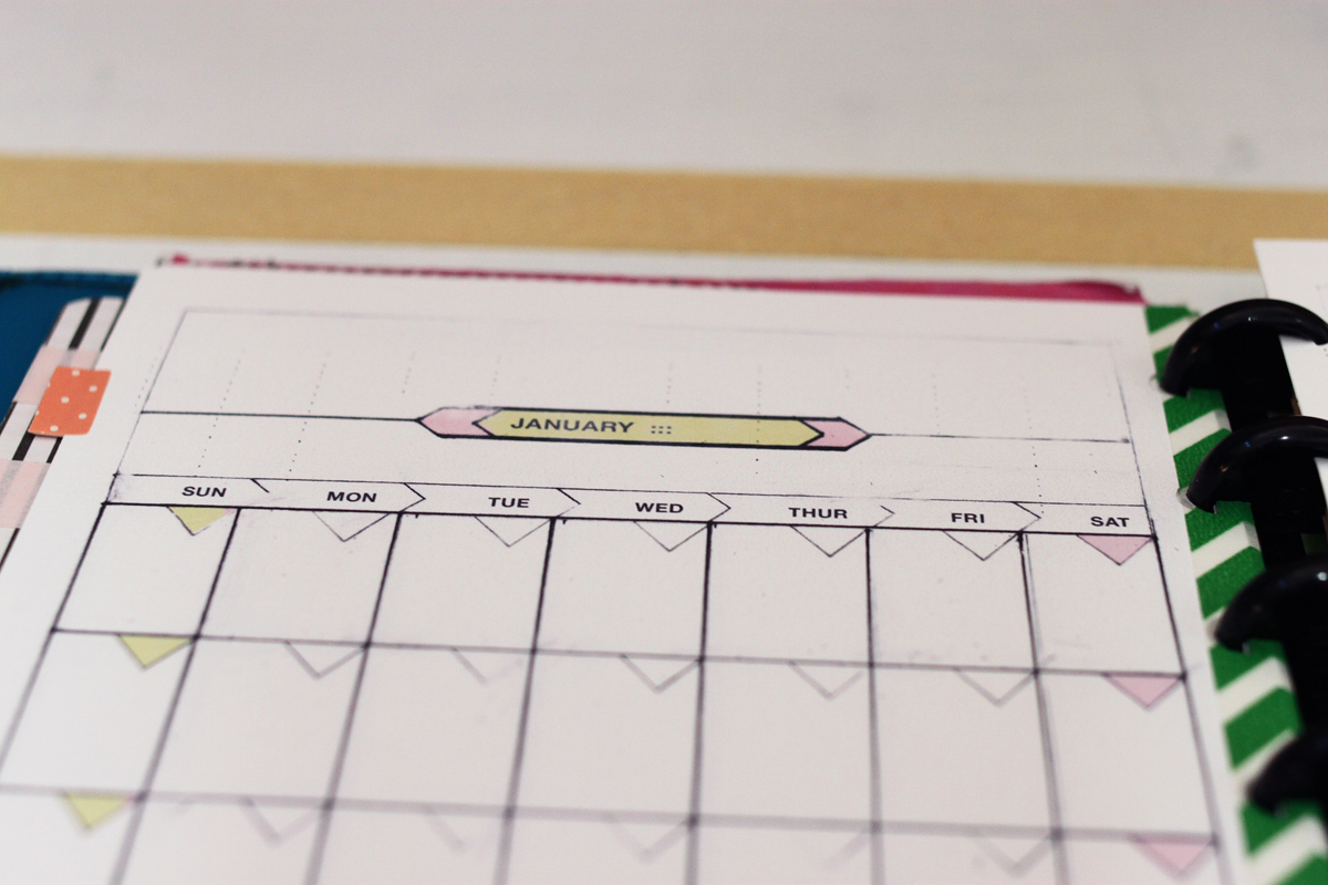 How to print 5.5 by 8.5 templates at home by Ahhh Design #diyplanner #discbound #printing