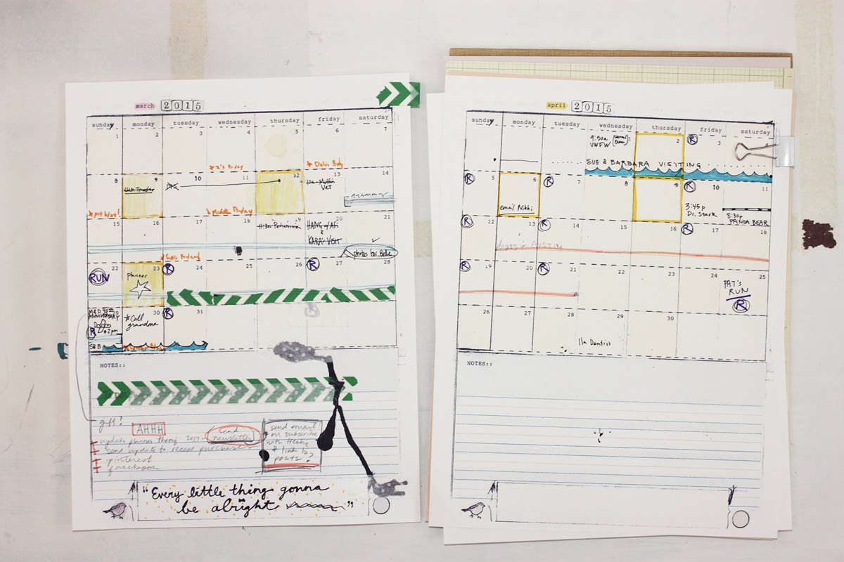 Stupendous image intended for diy planner templates